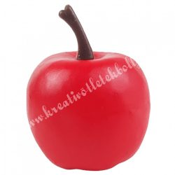 Hungarocell alma, piros, 3,5x4,5 cm
