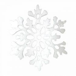 Hungarocell hópehely, 30 cm