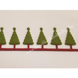 Karácsonyi szalag 9.