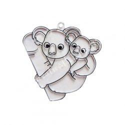 Festhető forma matricafestékhez, koala
