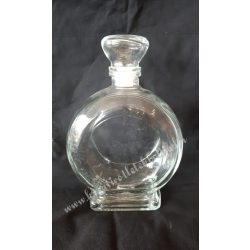 Kör alakú palack