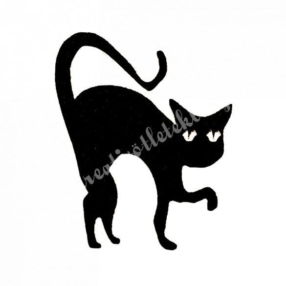 Dekorgumi macska