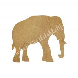 Mdf figura, elefánt