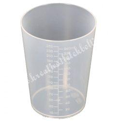 Pentart mérőpohár, 250 ml