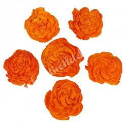 Ming boglárka, narancs, 6 db/csomag