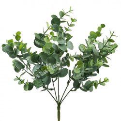Eukaliptusz bokor, zöld, 34 cm