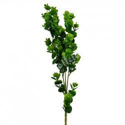 Eukaliptusz ág, zöld, 74 cm