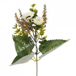 Margaréta csokor, fehér, kb. 25 cm
