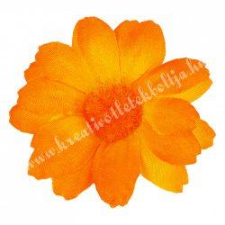 Margaréta virágfej, narancs, 6 cm