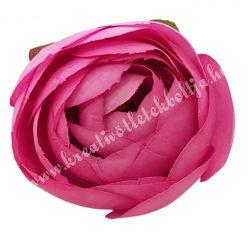 Boglárka virágfej, világos mályva, 5 cm