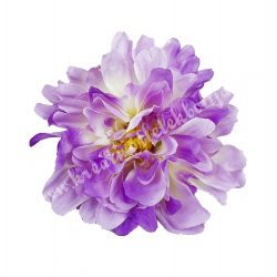 Krizantém fej, cirmos lila, kb. 13 cm
