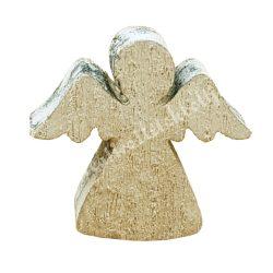 Fa angyal, natúr, 48 db/csomag, 2,5x1x2,5 cm