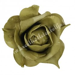 Polifoam rózsa, 9x6 cm, 14., Oliva