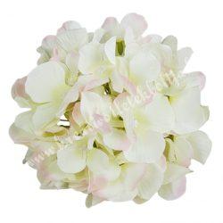 Hortenzia fej, vaj-rózsaszín, 15 cm