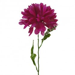 Gömb krizantém, szálas, lila, kb. 60 cm