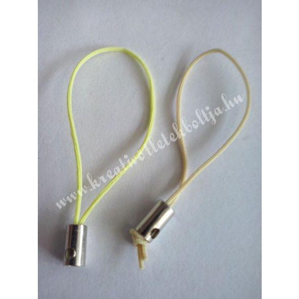Mobilfityegő karika és kapocs nélkül, 50 mm