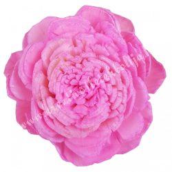 Ming boglárka fej, rózsaszín, 4 cm