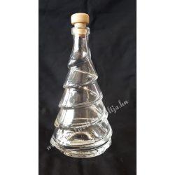 Palack, fenyő, ovális, 200 ml