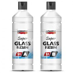 Pentart szuper üveggyanta szett, 125 ml