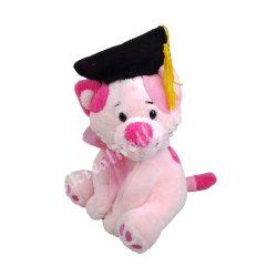 Plüss rózsaszín oroszlán