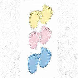 Polifoam babytalpak, kicsi