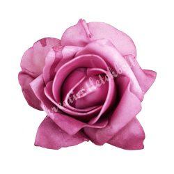 Polifoam rózsa, nagy, 7. Mályva