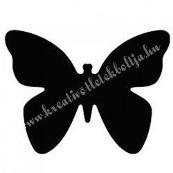 Mintalyukasztó, pillangó, 25 mm