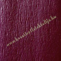 Krepp papír burgundi vörös