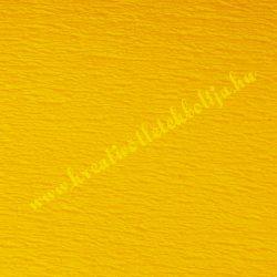 Krepp papír arany sárga