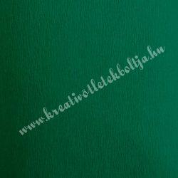 Krepp papír zöld