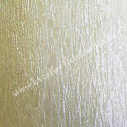 Krepp papír gyöngyház fehér