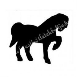 Mintalyukasztó, ló, 16 mm