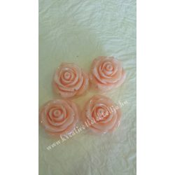 Ragasztható rózsa, 34x21mm