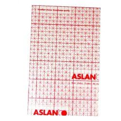 Kétoldalas ragasztófólia, 225x200 mm, 0,07 mm vastag, átlátszó