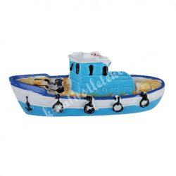 Ragasztható hajó, 8x3 cm