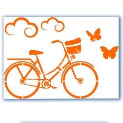 Stencil 50., Bicikli