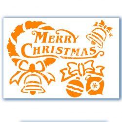 Stencil 53., Karácsony 2..