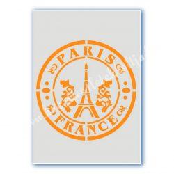 Stencil 88., Párizs Eiffel torony