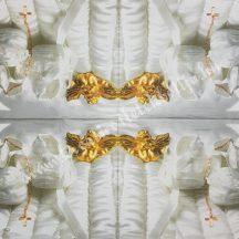 Szalvéta, babaváró14., 32x32 cm, 1 darab