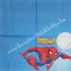 Szalvéta, Disney-mintás, Spiderman, 33x33 cm (10)