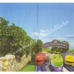 Szalvéta, Disney-mintás 6., Chuggington, 33x33 cm