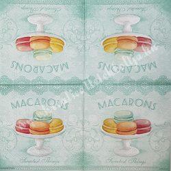Szalvéta, édesség, 25x25 cm (2)