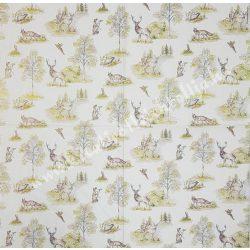 Szalvéta, erdei állatok, 33x33cm (3)