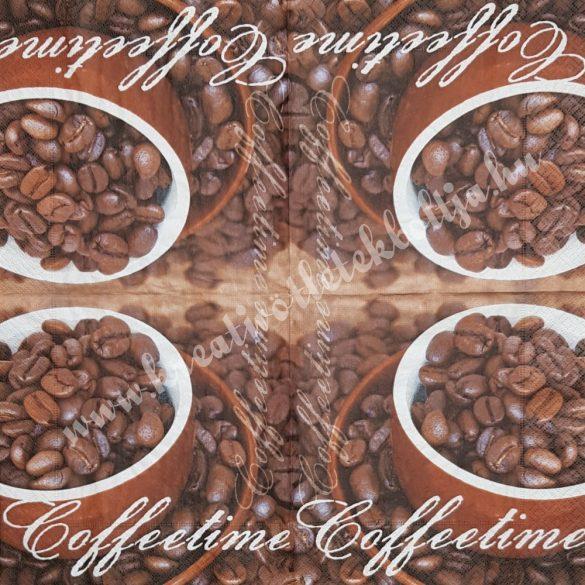 Szalvéta, kávé, tea, 33x33 cm (6)