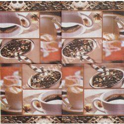 Szalvéta, kávé, tea, 33x33 cm (1)