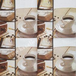 Szalvéta, kávé, tea, 33x33 cm (4)