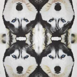 Szalvéta, kutya, macska, 33x33 cm (24)