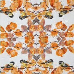 Szalvéta, madarak, 33x33 cm (32)