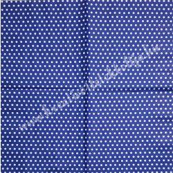 Szalvéta, mintás, pöttyös, 33x33 cm (7)