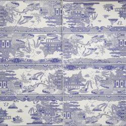 Szalvéta, országok, Kína, 32x32 cm, 1 darab